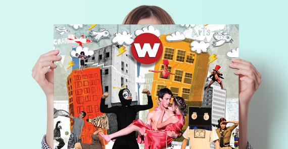 Wakakirri poster design 2014