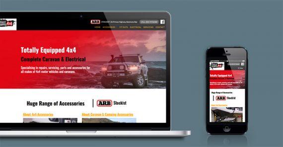 website mobile batemans bay