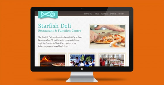 website design batemans bay