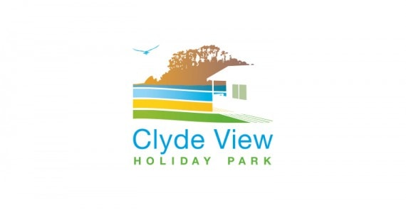 clyde view holiday park logo
