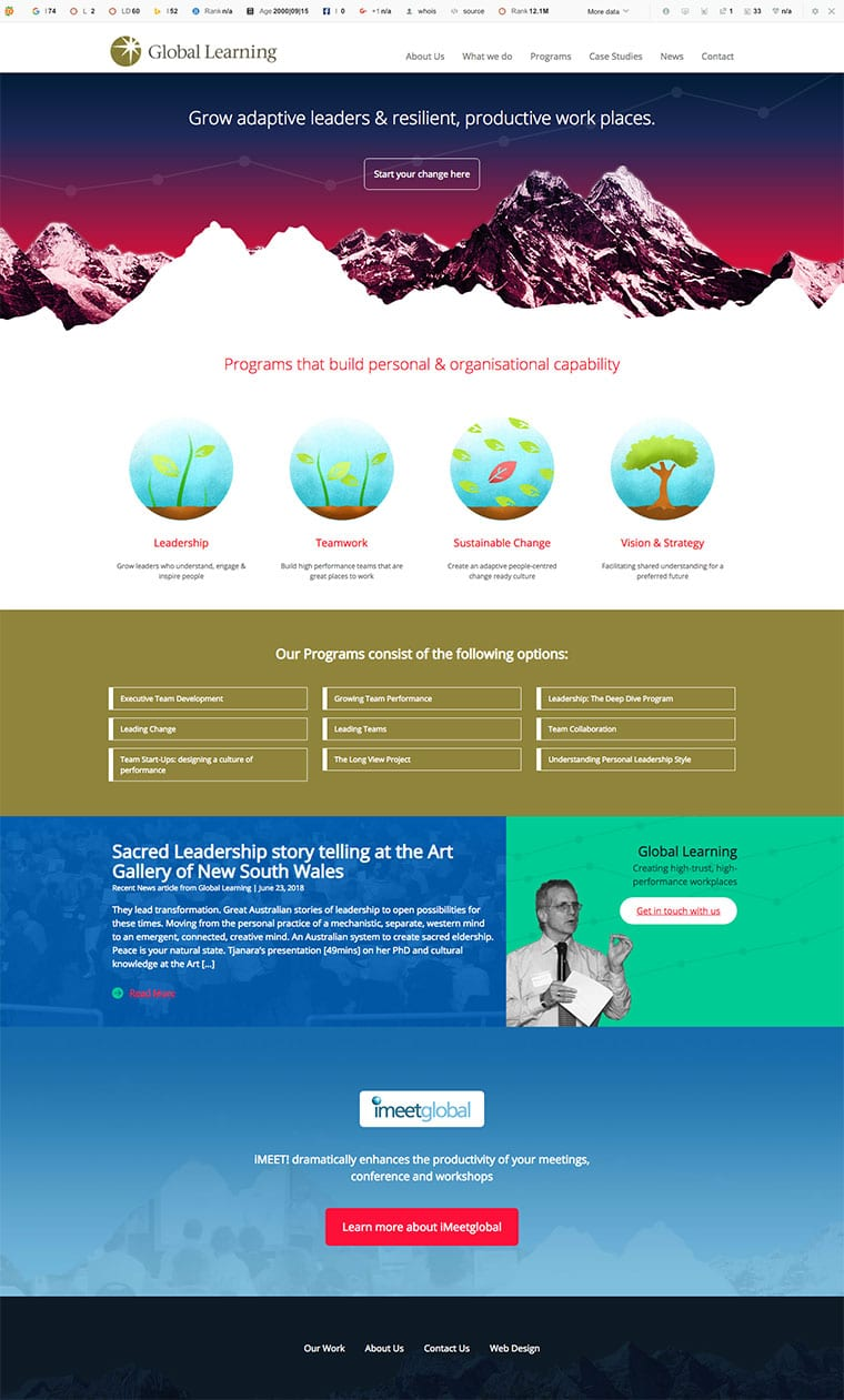 global learning website