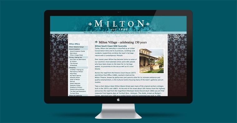 milton website ulladulla