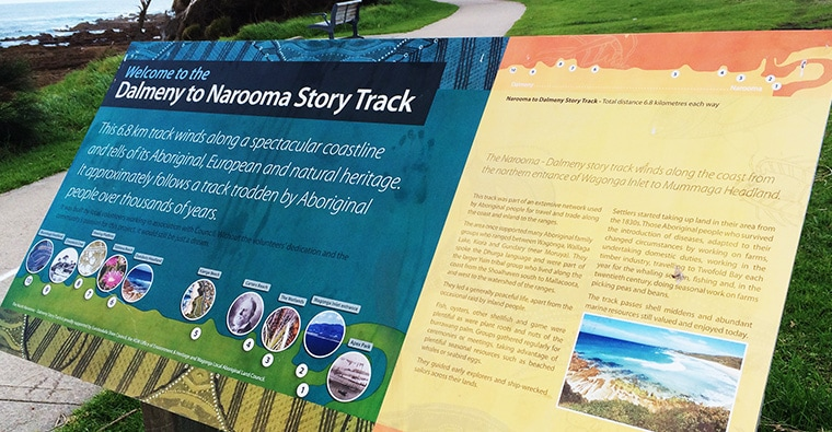 narooma sign design