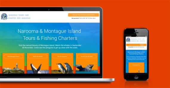 narooma website design