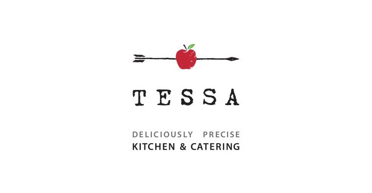 tessa logo design