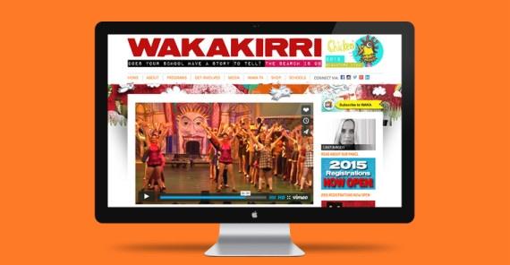 wakakirri-website
