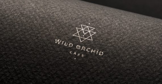 wild orchid cafe logo